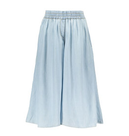 Like Flo Flo girls light denim culotte 135 Light Blue