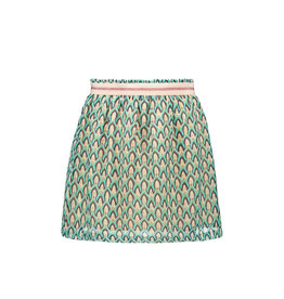 Like Flo Flo girls fancy lace skirt 327 Mint