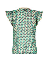 Like Flo Flo girls fancy lace top 327 Mint
