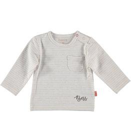 BESS Shirt l. sl. Lines White