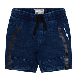 Retour Jilles 5071 medium blue denim mini