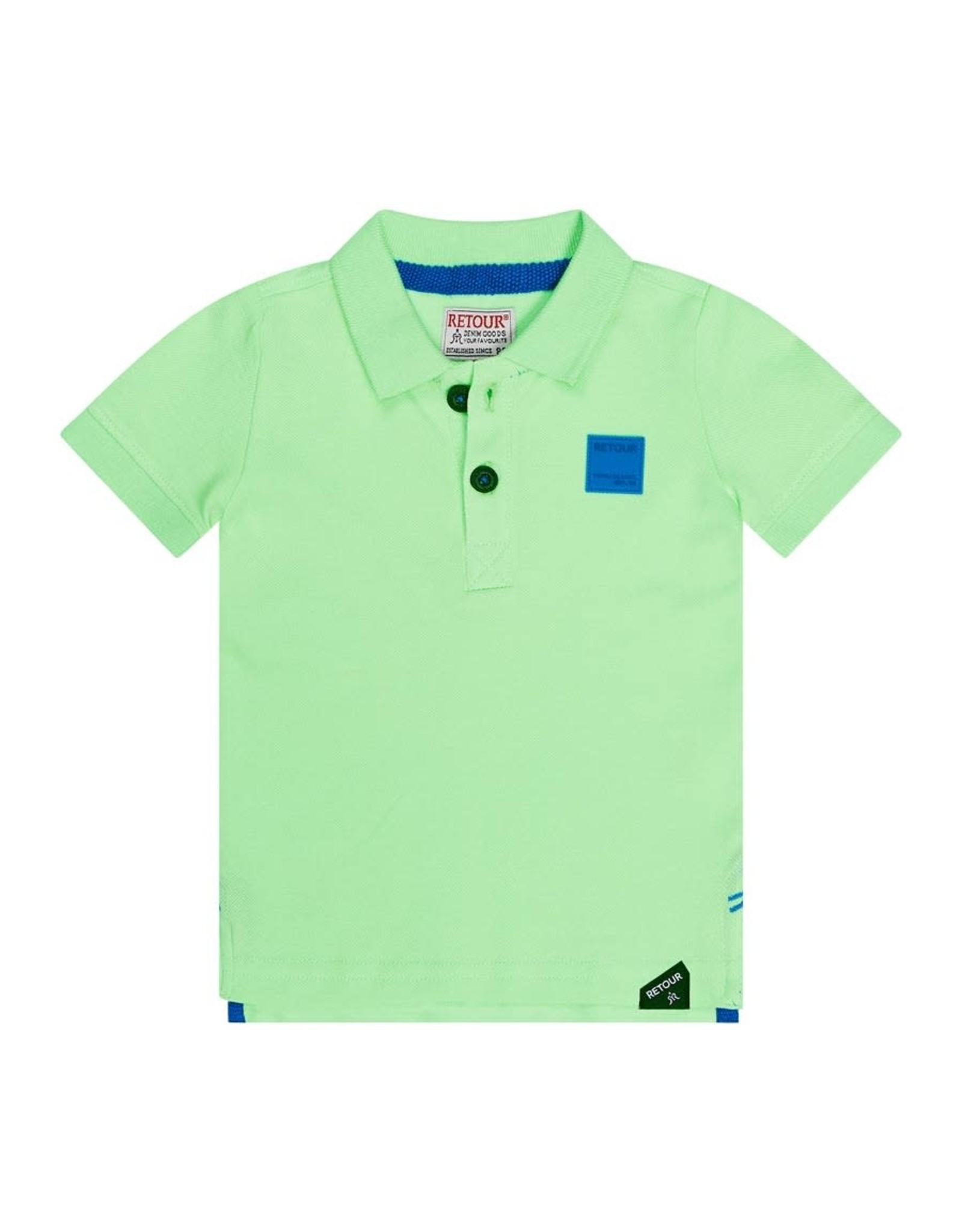 Retour Eelco 6010 bright mint