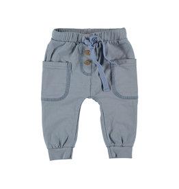 BESS Pants with Pockets Lightblue