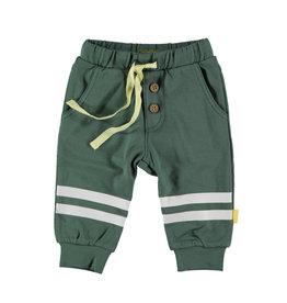 BESS Pants Knee Stripes Green