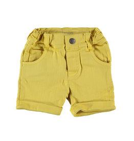 BESS Shorts Denim Yellow