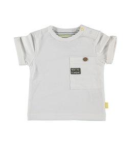 BESS Shirt sh.sl. Pocket White