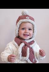 Lodger Hatter Babymuts Empire Fleece 625 Rosewood