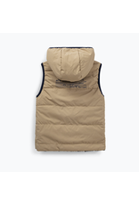 IKKS Bodywarmer reversible Navy/beige moyen