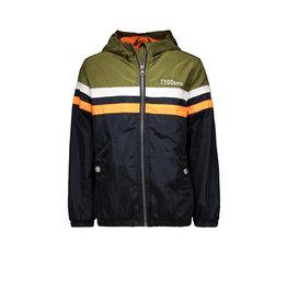 Tygo & vito T&v jacket colour block 375 army