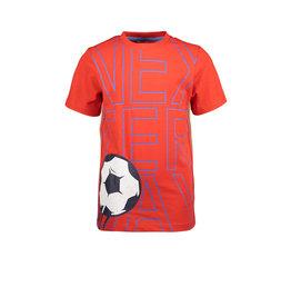 Tygo & vito T&v T-shirt NEXTERDAY FOOTBALL 215 Red