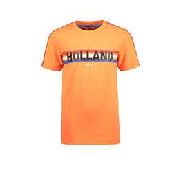 Tygo & vito T&v neon T-shirt HOLLAND 565 shocking orange