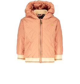 Like Flo Flo baby girls hooded summer jacket 205 Blush