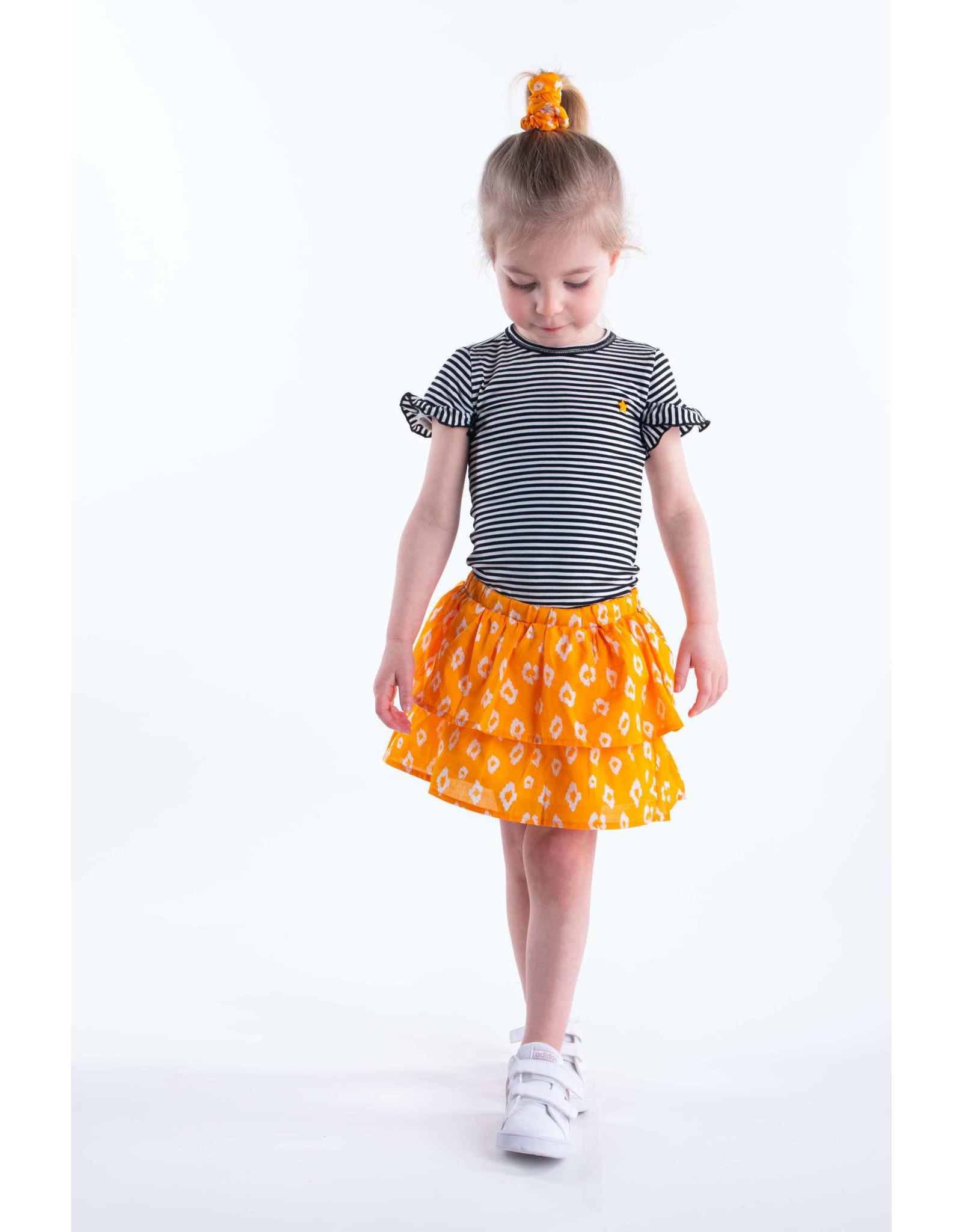 Like Flo Flo baby girls AO woven skirt 540 Sunflower
