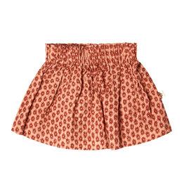 Your Wishes Broderie Terra | Skirt Terra Peach