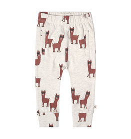 Your Wishes Laidback Lama | Fitted Pants Terra