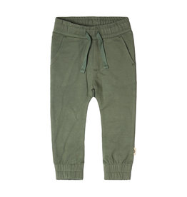 Your Wishes Solid | Sweat Pants Old Green Terra