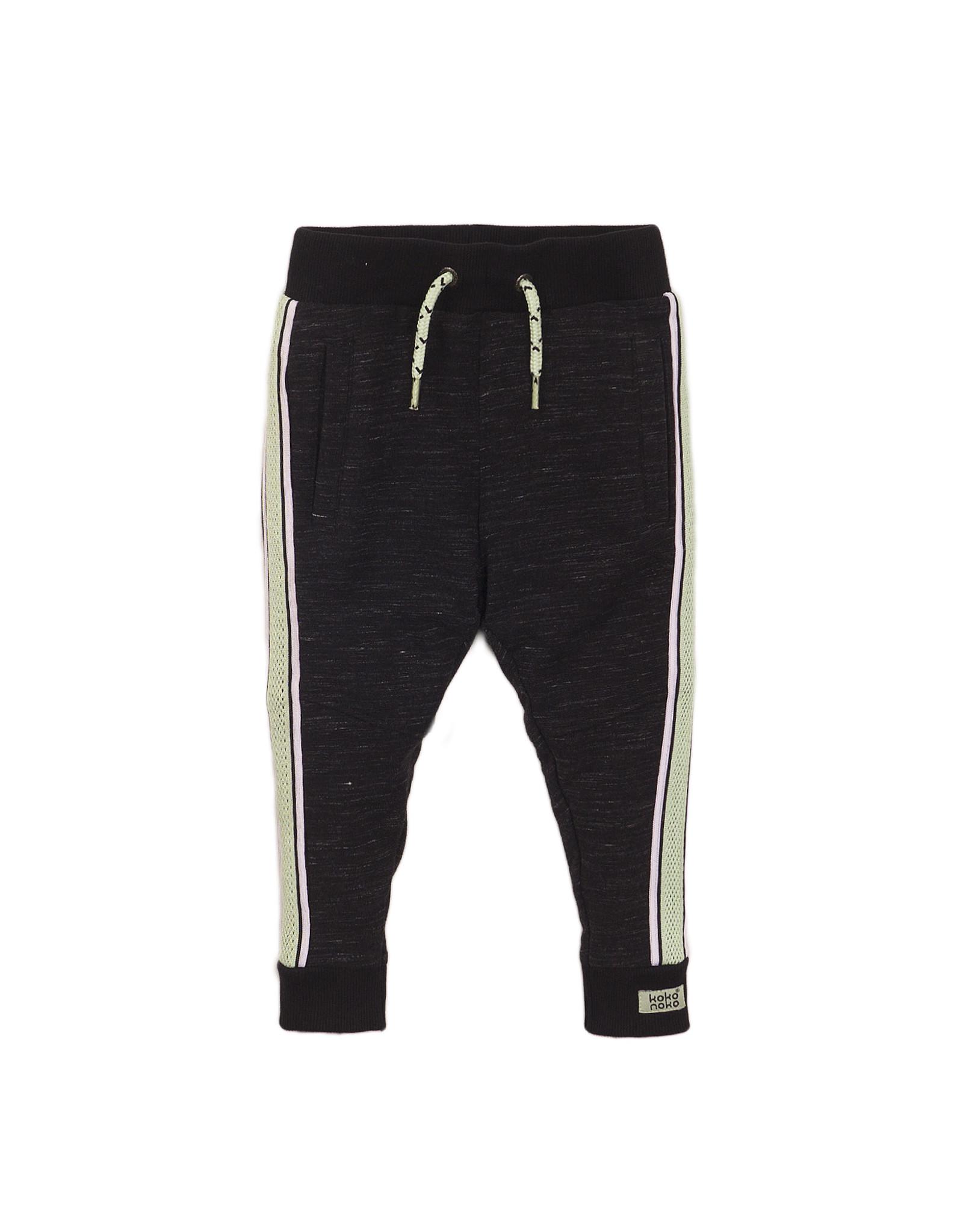Koko Noko Boys Jogging trousers Black melee
