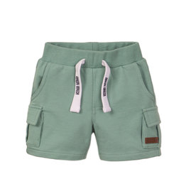 Koko Noko Boys Jogging shorts Faded green