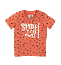 Koko Noko Boys T-shirt ss Cayenne