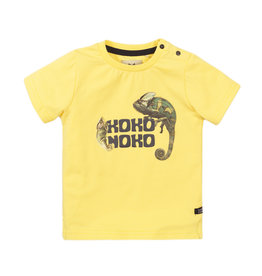 Koko Noko T-shirt ss Light yellow