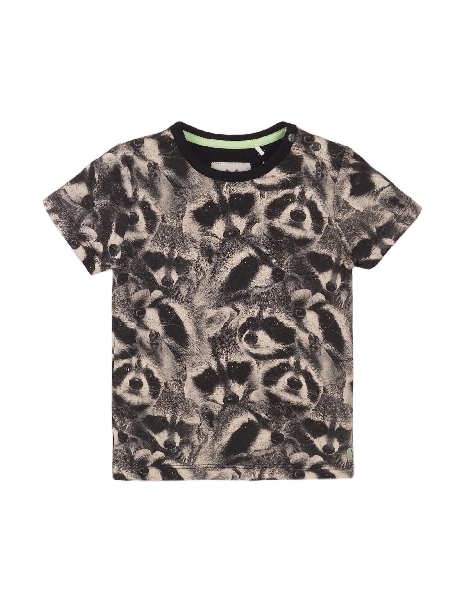 Koko Noko Boys T-shirt ss Dark grey