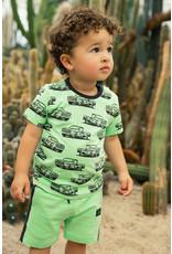 Koko Noko Boys T-shirt ss Faded neon green