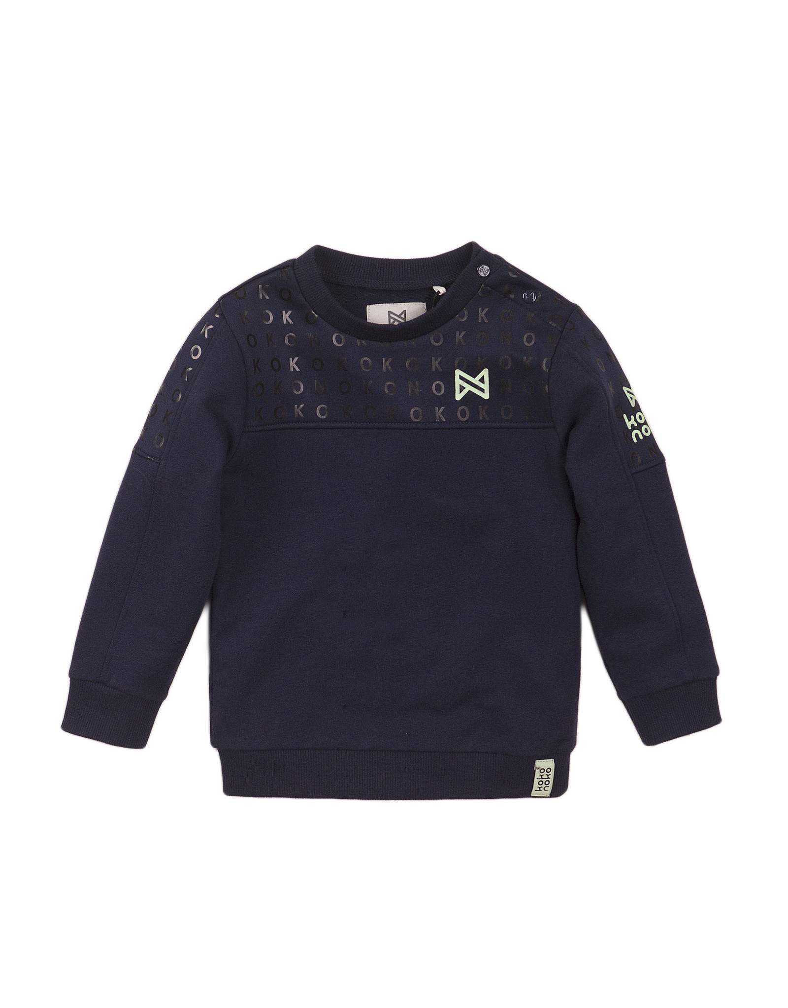 Koko Noko Boys Sweater ls Navy