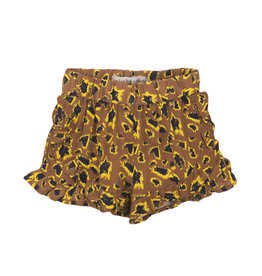 Koko Noko Girls Shorts Camel + aop