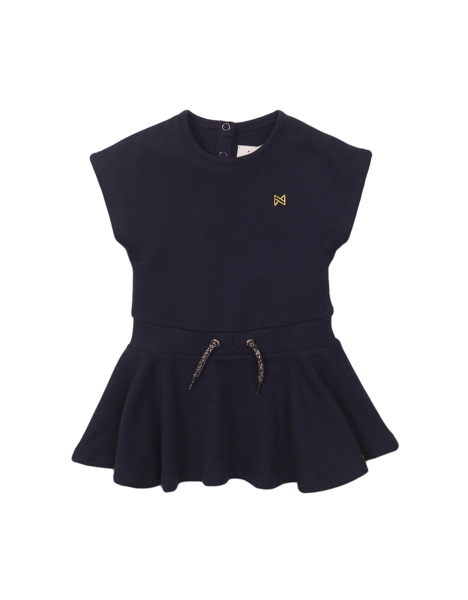 Koko Noko Girls Dress ss Navy