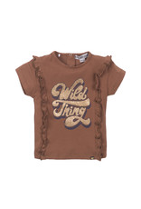 Koko Noko Girls T-shirt ss Camel