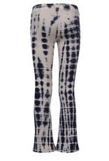 Looxs 10Sixteen Rib Tie Dye Flare pants Y/D Stripe Mimosa