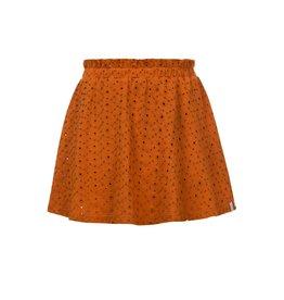 Looxs Little skirt OCHRE