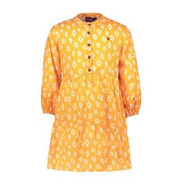 Like Flo Flo girls woven tuniek 540 Sunflower