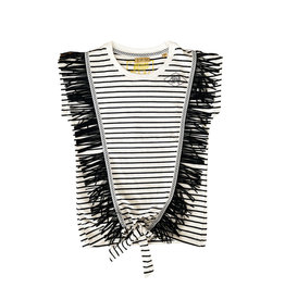 Topitm Colette top Fringes