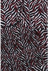 Looxs 10Sixteen Woven printed maxi dress ZEBRA
