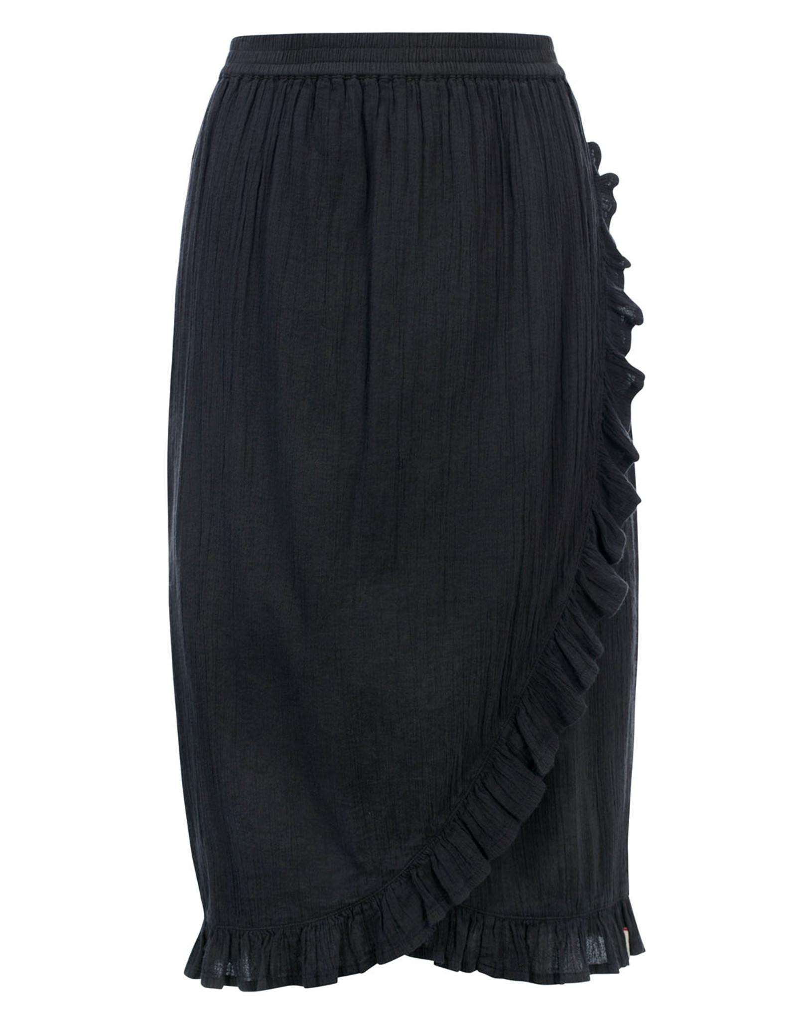Looxs 10Sixteen Long skirt raven