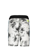 B-nosy Boys tie dye sweat shorts Tie dye black