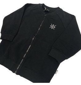 KMDB Vest Bomber Chilly Black