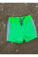 Quapi GIANI S210 NEON GR LT zwemshort