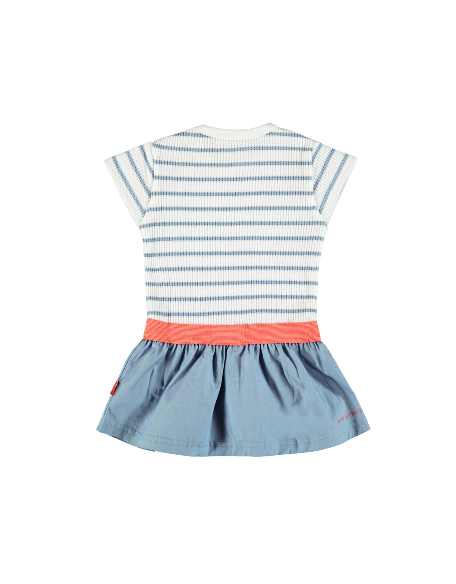 BESS Dress Striped White