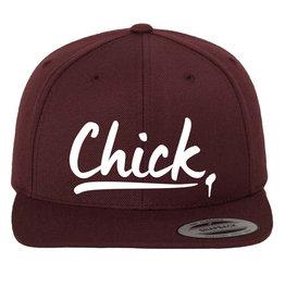 KMDB Snapback Chick Bordeaux NOS