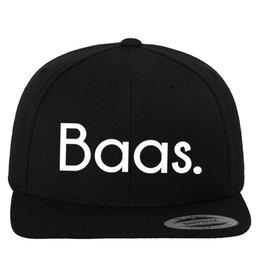 KMDB Snapback Baas Black/White NOS