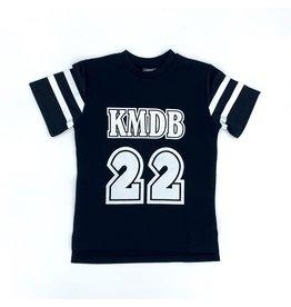 KMDB Tee Baseball black