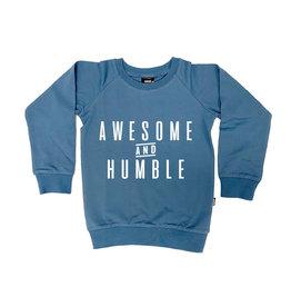 KMDB Sweater Humble Bluestone