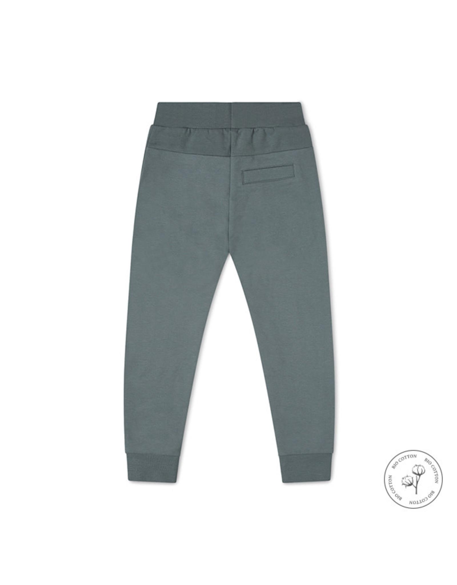 Koko Noko Boys Nick jogging trousers Bio Cotton Faded green NOS