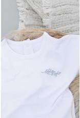Koko Noko Girls Noemi T-shirt ss Bio Cotton White NOS
