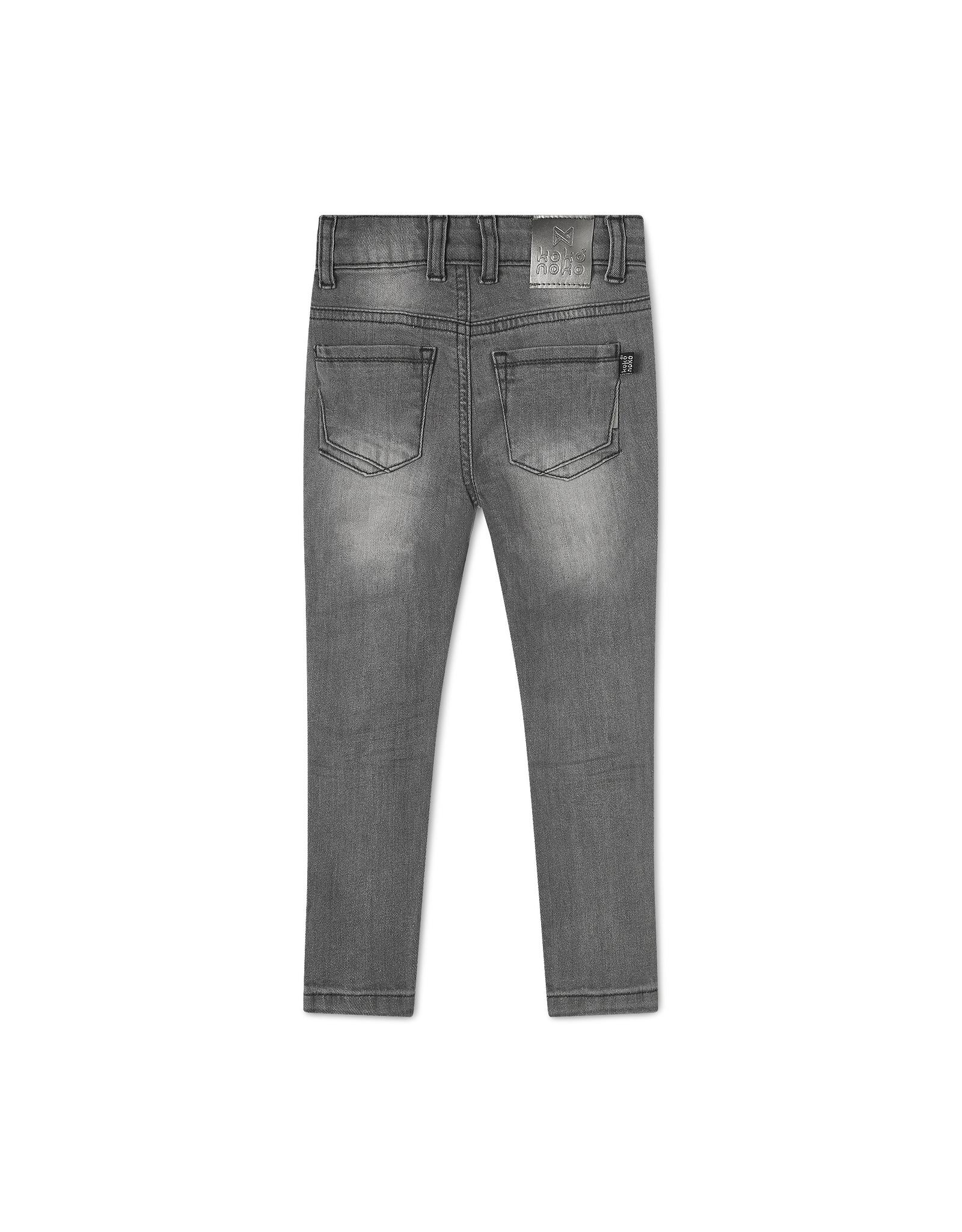 Koko Noko Girls Nelly jeans Grey jeans NOS