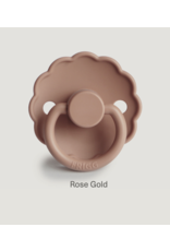 Frigg Fopspeen Daisy 2-pack Silicone Honey Gold/Rose T1