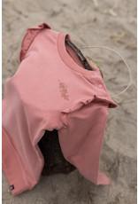 Koko Noko Girls Nena dress ls Bio Cotton Dusty pink NOS