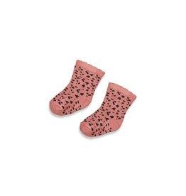 Feetje Sok - Full Of Love Terra Pink